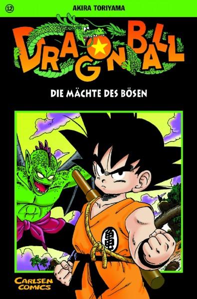 Dragon Ball 12 - Die Mächte des Bösen