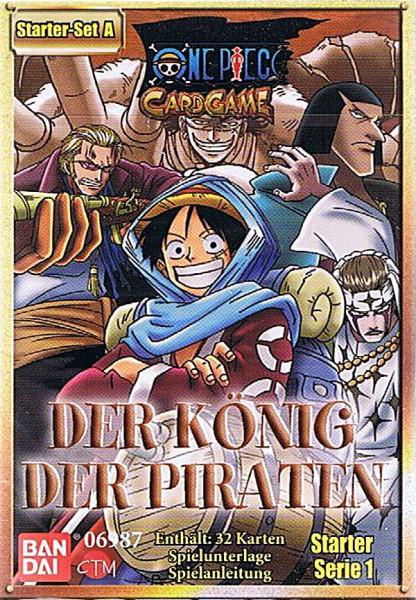 One Piece Der König der Piraten Starter Set A