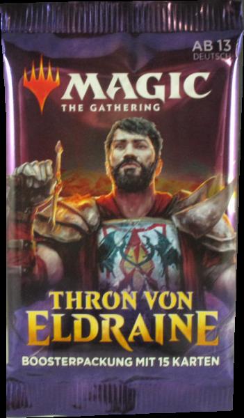 Magic Thron von Eldraine Booster deutsch