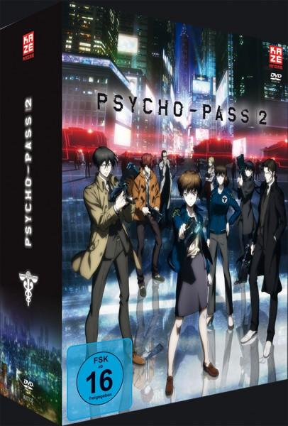 Psycho-Pass 2. Staffel Box 01