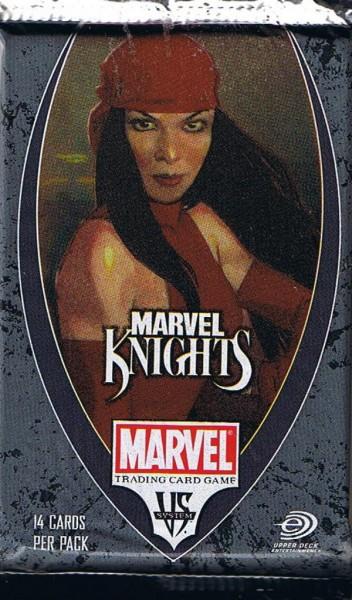 VS System Marvel Knights Booster englisch