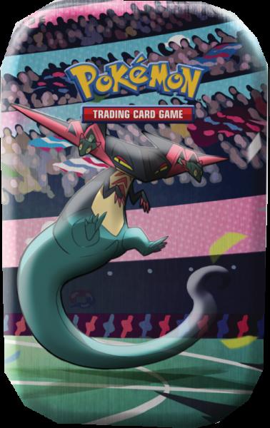 Pokemon Galar-Power Katapuldra Mini-Tin