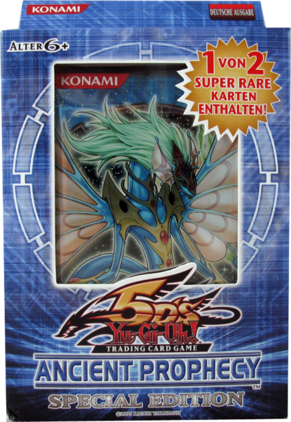 Yu-Gi-Oh! Ancient Prophecy Special Edition deutsch