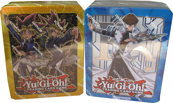 Yu-Gi-Oh! Mega Tin 2017 Set: Kaiba & Yugi Muto