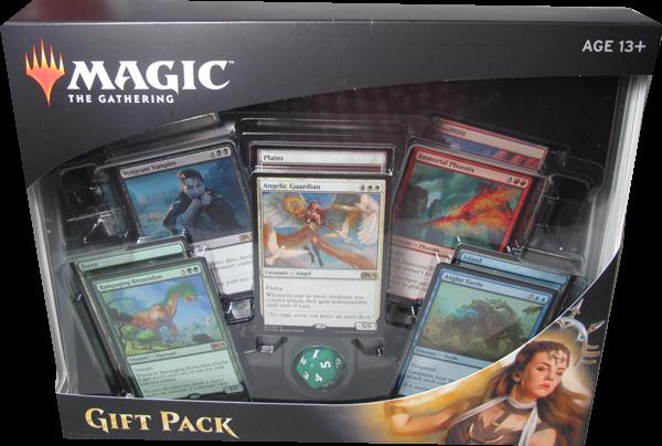 Magic Gift Pack 2018 englisch