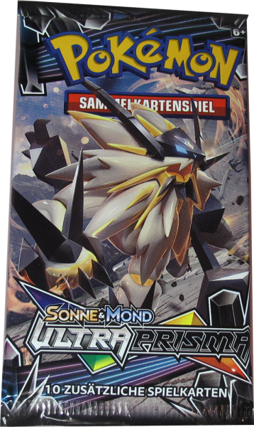 Pokemon Sonne & Mond Ultra-Prisma Booster