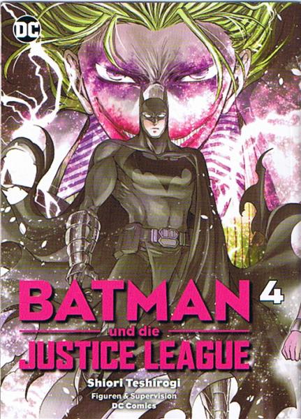 Batman und die Justice League 04