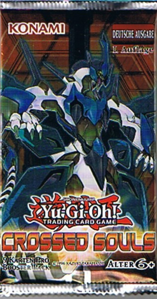 Yu-Gi-Oh! Crossed Souls Booster deutsch
