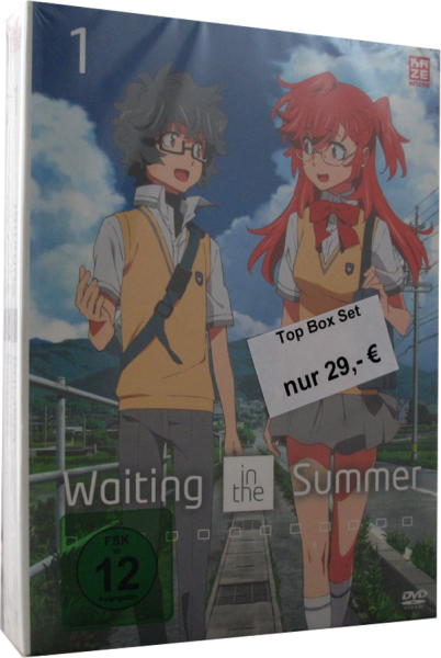 Waiting in the summer Set 1-2 DVD