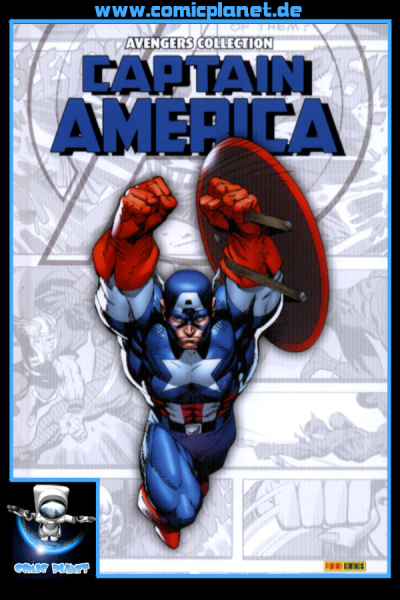 Avengers Collection: Captain America - Hardcover