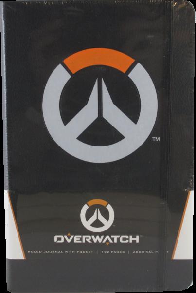 Notizbuch von Overwatch