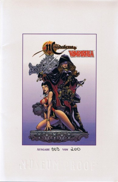 The Magdalena Vampirella