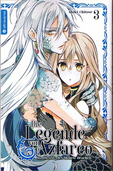 Die Legende von Azfareo - Im Dienst des blauen Drachen 03