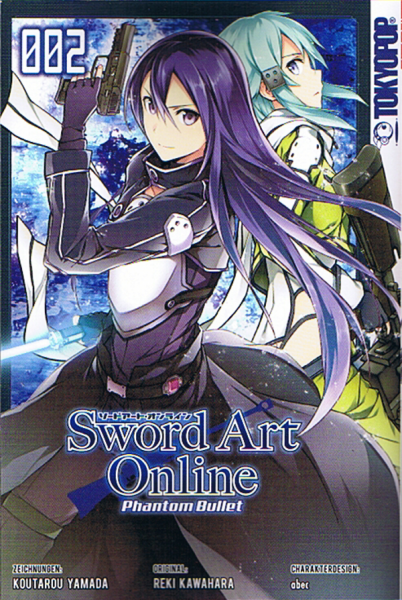 Sword Art Online - Phantom Bullet 02
