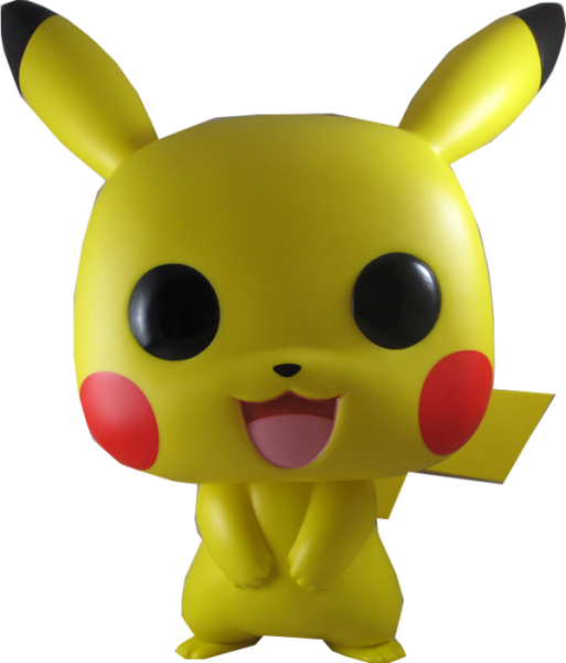 Action Figur Funko Pop Pokemon - Pikachu 45cm
