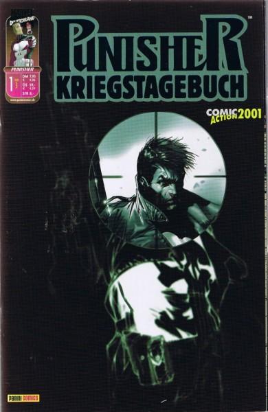Punisher Kriegstagebuch Band 1