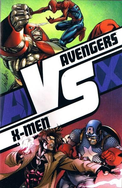 Avengers Vs. X-Men #1 Retailer Variant Cover Edition