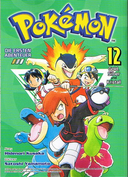 Pokemon Die ersten Abenteuer 12