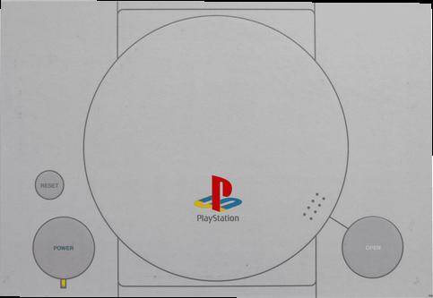 Notizbuch von Playstation