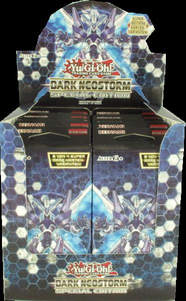 Yu-Gi-Oh! Dark Neostorm Special Edition Display