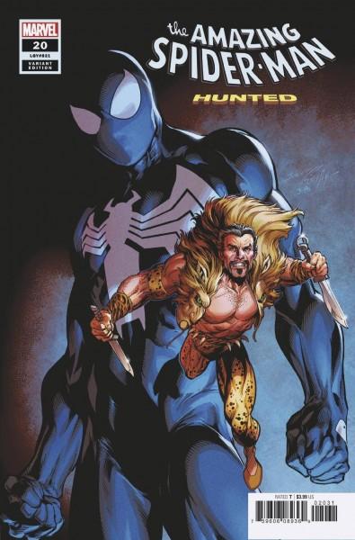 AMAZING SPIDER-MAN #20 ARTIST VAR (1:25)
