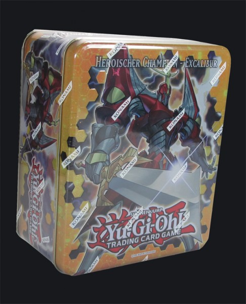 Yu-Gi-Oh! Heroischer Champion-Excalibur Tin Dose deutsch