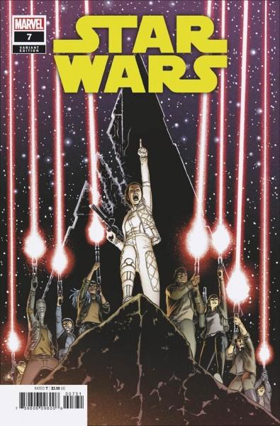 STAR WARS #7 KUDER VAR (1:25)