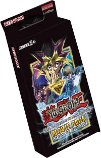 Yu-Gi-Oh! The Dark Side of Dimensions Movie Pack (Neuauflage)