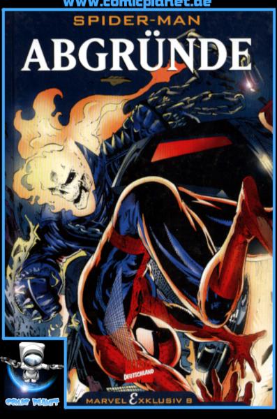 Marvel Exklusiv 8 - Spider-Man: Abgründe - HC