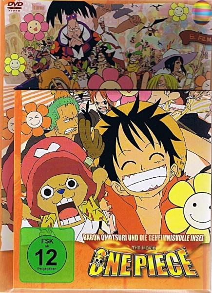 One Piece The Movie 06: Baron Omatsuri und die geheimnisvolle Insel