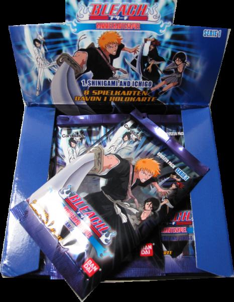 Bleach Serie 1 Shinigami and Ichigo Booster