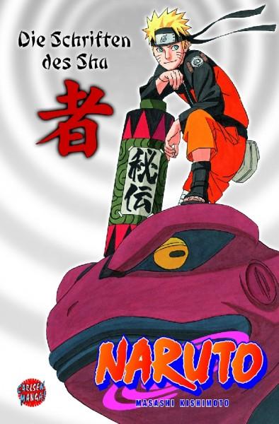 Naruto - Die Schriften des Sha