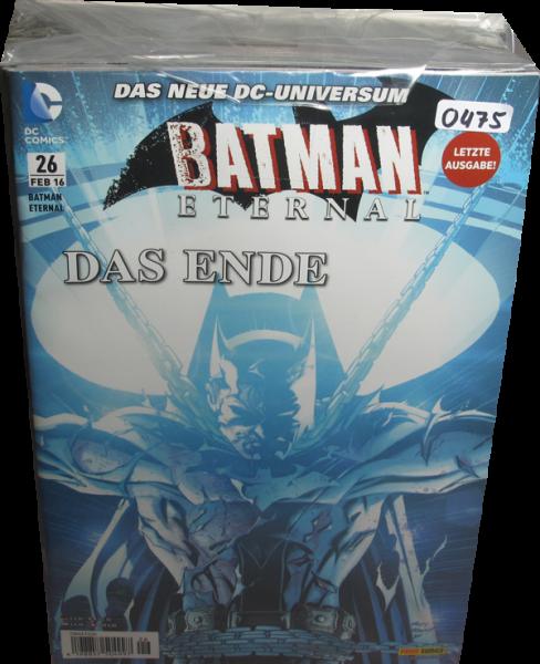 Batman Eternal #1-26