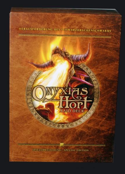 World of Warcraft Onyxias Hort Raid Deck