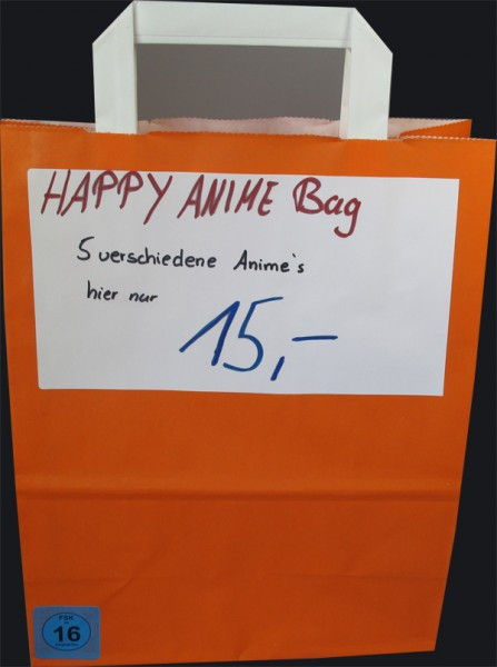 Happy Anime Bag #01