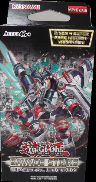 Yu-Gi-Oh! Savage Strike Special Edition