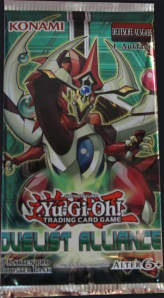 Yu-Gi-Oh! Duelist Alliance Booster deutsch