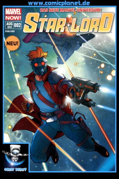 Star-Lord Band 2: Rendezvous mit Hindernissen
