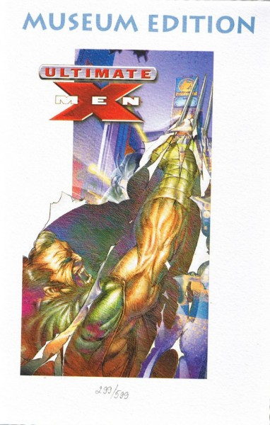 Ultimate X-Men Band 1 Museum Edition