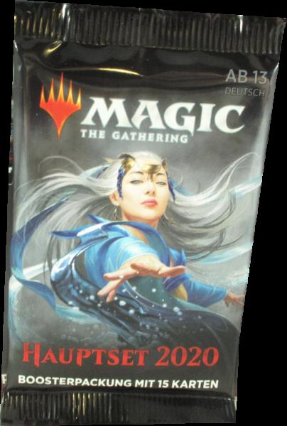 Magic Hauptset 2020 Booster deutsch