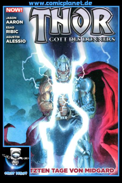 Thor - Gott des Donners Band 4: Die letzten Tage von Midgard