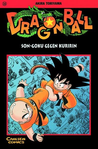 Dragon Ball 11 - Son-Goku gegen Kuirin