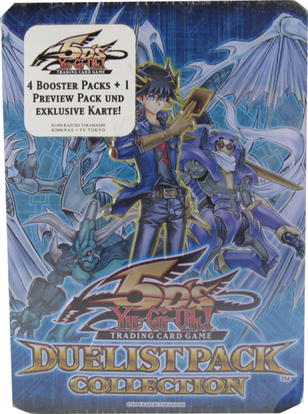 Yu-Gi-Oh! Duelist Pack Collection 5D's 2009