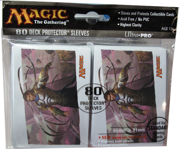 Ultra Pro - Standart - Magic Battle for Zendikar 01 - 80 Hüllen - Deck Protector Sleeves