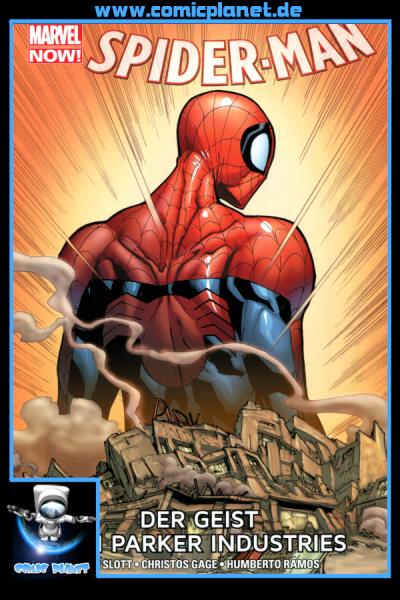 Spider-Man Band 10: Der Geist von Parker Industries