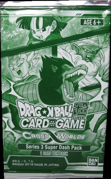 Dragonball Super Cross Worlds Super Dash Pack englisch