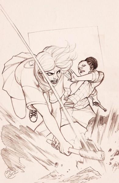 Buffy The Vampire Slayer Vol.2 #18 - Incentive Cover