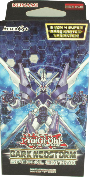 Yu-Gi-Oh! Dark Neostorm Special Edition