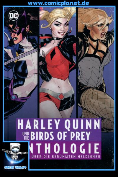 Harley Quinn und die Birds of Prey - Anthologie
