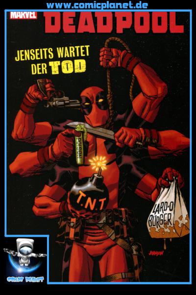 Deadpool: Jenseits wartet der Tod